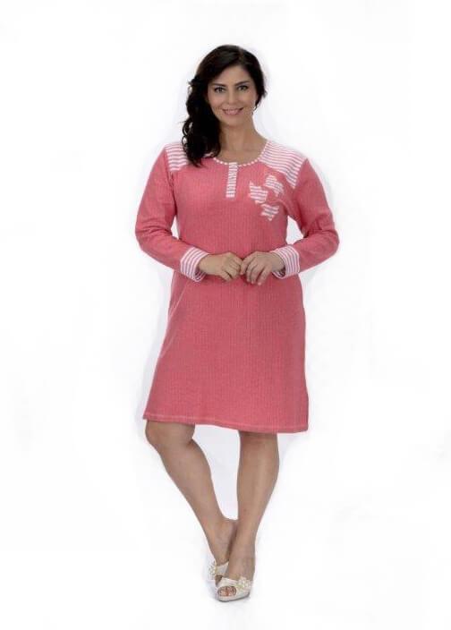 Ночная рубашка Metin 6069