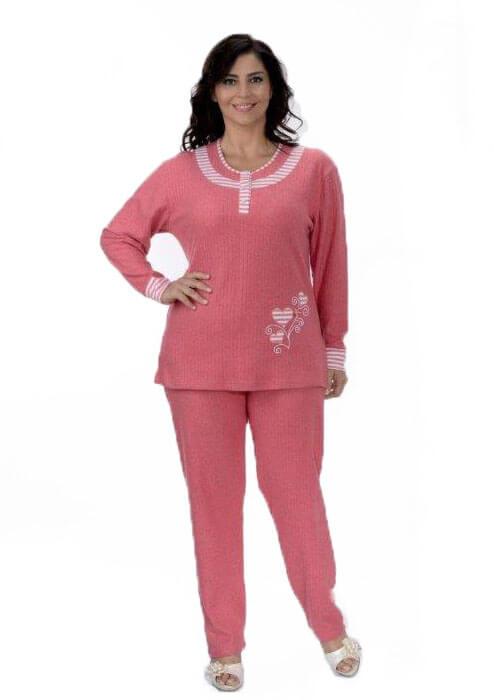 Пижама женская брюки Metin 5741