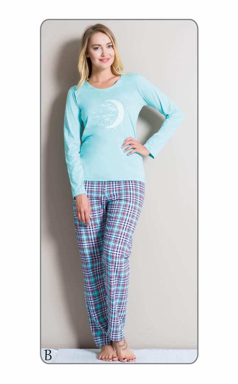 Пижама женская брюки 6040915561