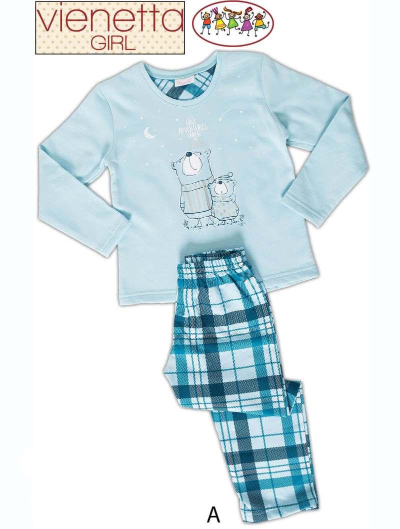 Пижама детская байка 6051233018