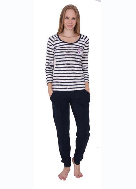 Пижама женская брюки 86738