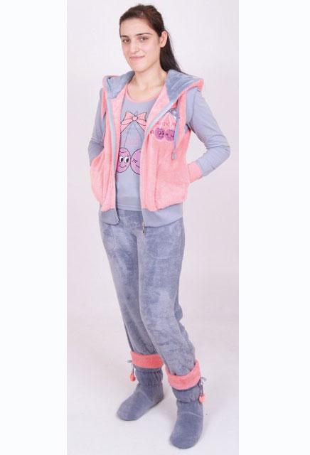 Пижама женская брюки 88147