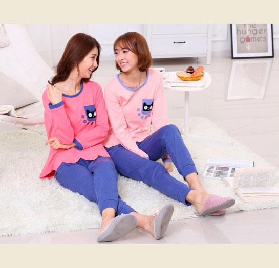 Пижама женская брюки YZL 810019