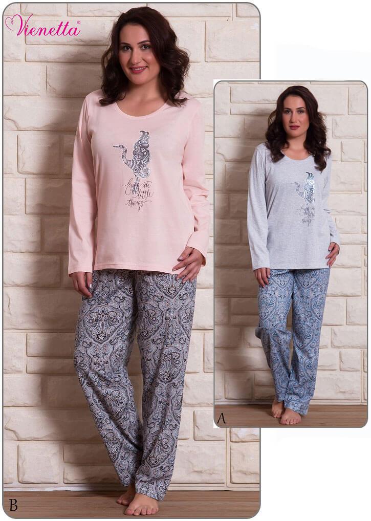 Пижама женская брюки 6091270002