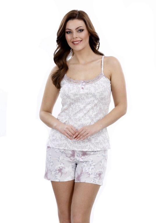 Пижама женская шорты Metin 8746