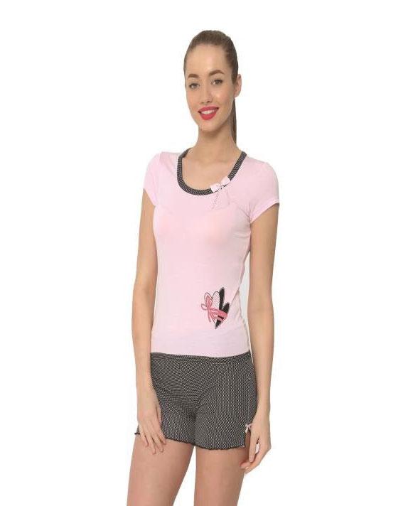 Пижама женская шорты Cocoon 634 KST