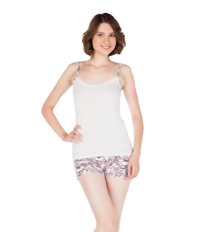 Пижама женская шорты Cocoon 907 ST