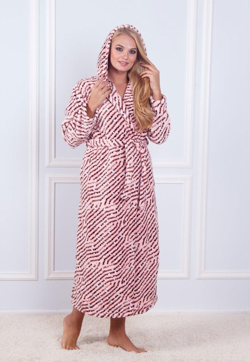 Халат махровый женский Sofi Soft D 10852