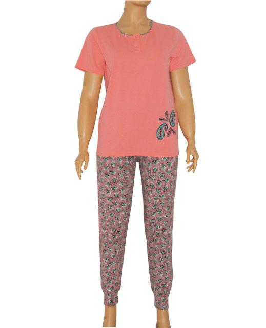 Пижама женская брюки NICOLETTA 84972
