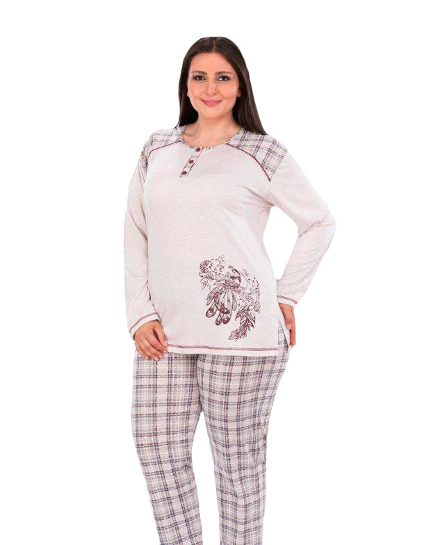 Пижама женская Metin 5883