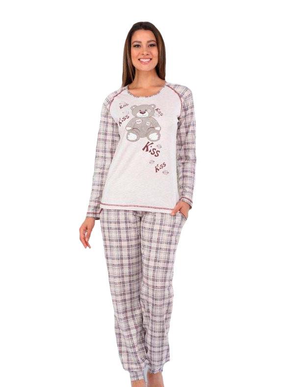 Пижама женская Metin 5886