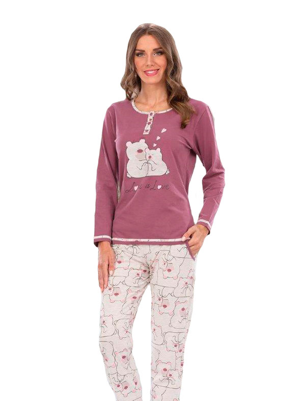 Пижама женская Metin 5980