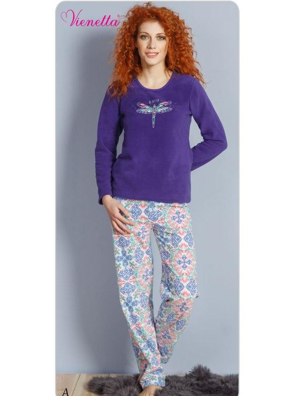 Пижама женская Флис 6100572938