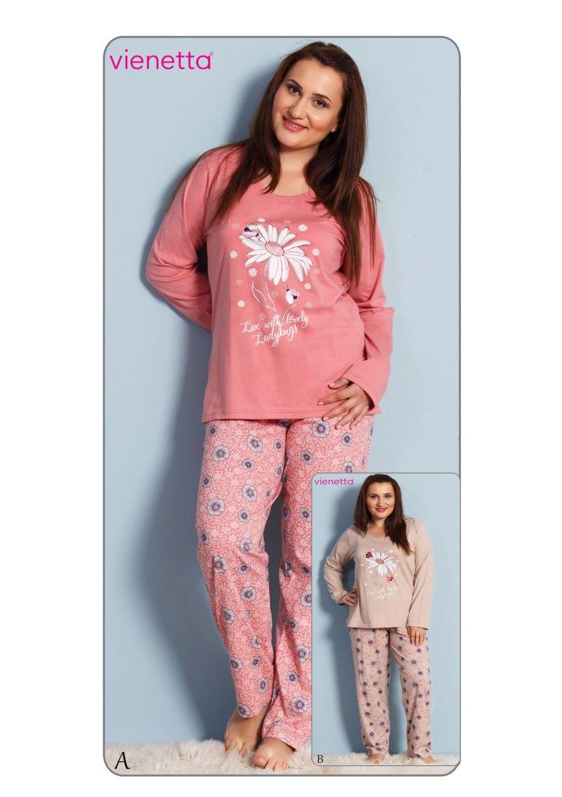 Пижама женская брюки 7041654533