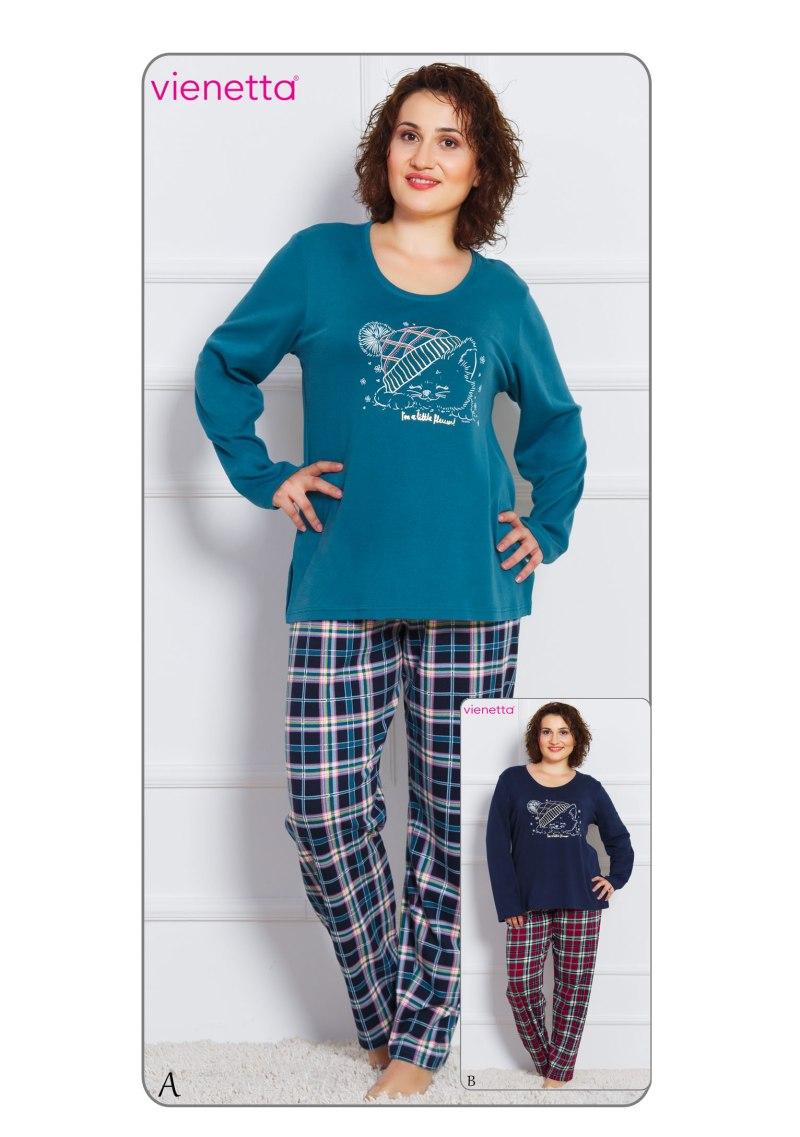 Пижама женская брюки 7042200414