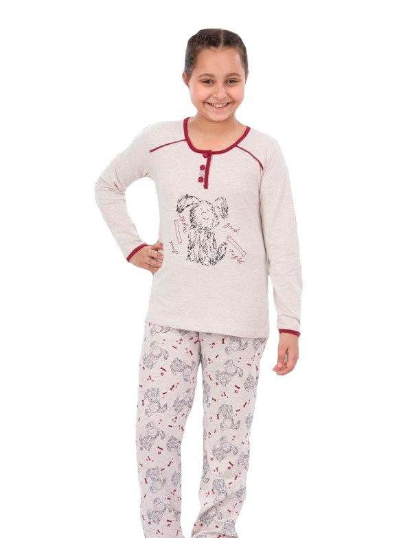 Пижама детская девочка Metin 7068