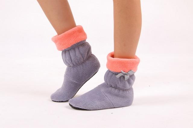 Домашняя обувь сапоги Nicoletta 400