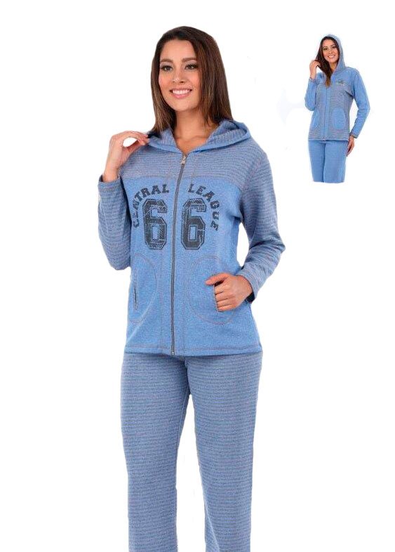 Пижама женская Metin 5898