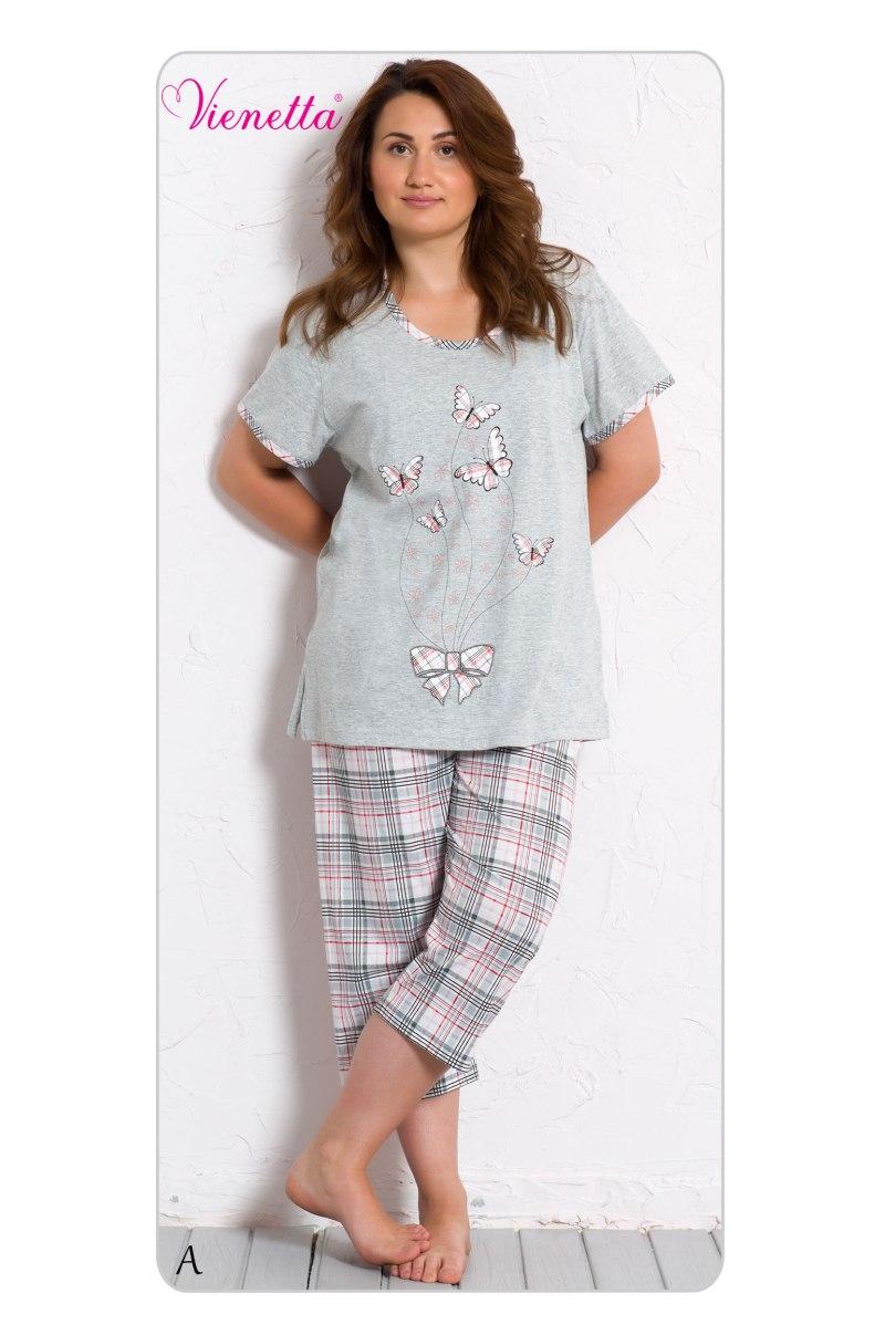 Пижама женская Капри 7010250119