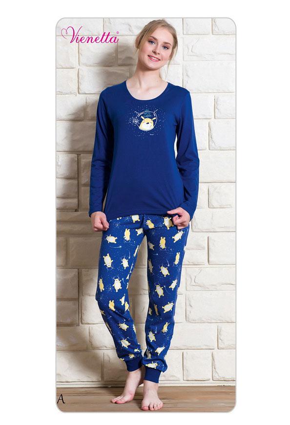 Пижама женская брюки 7031360098