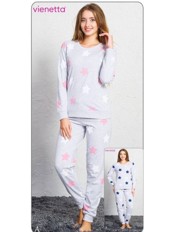 Пижама женская Байка 7040522214
