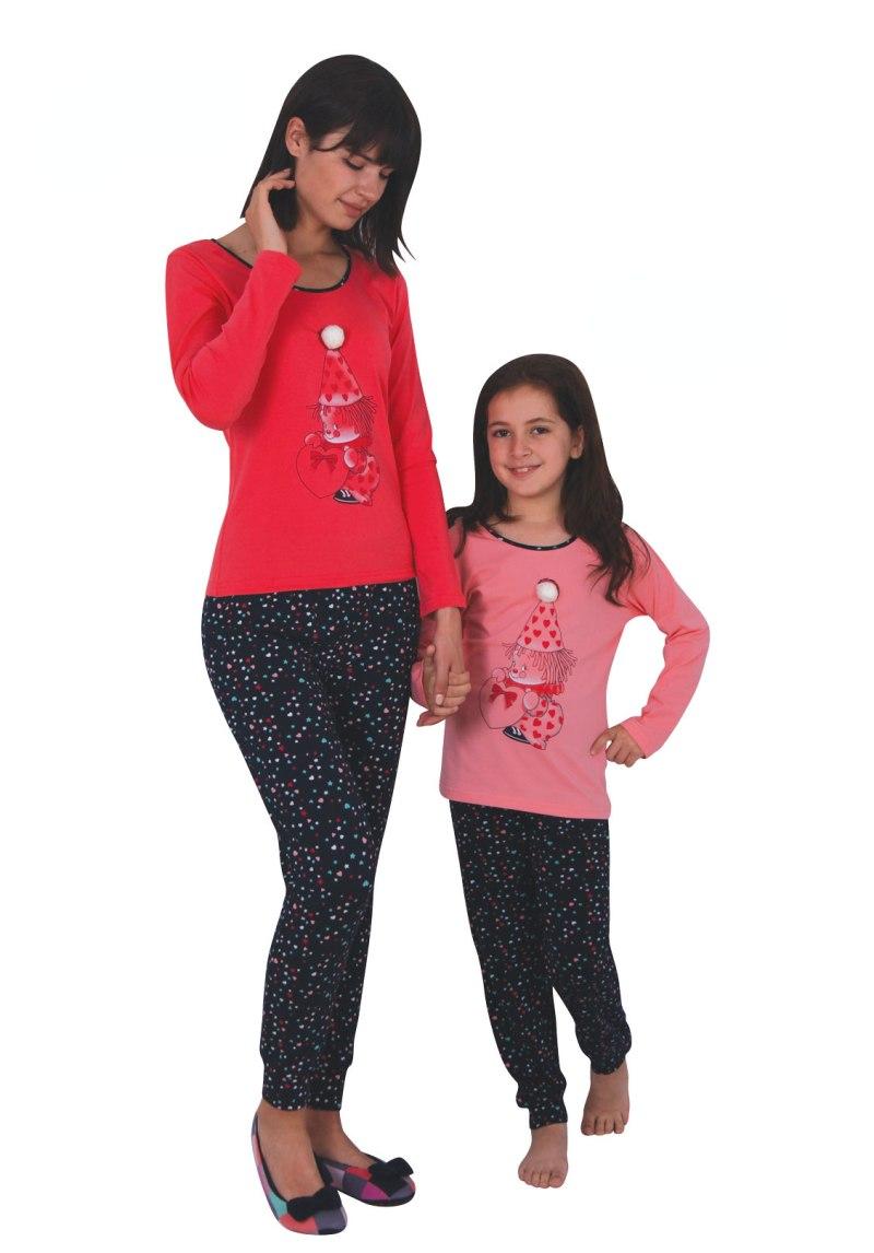 Пижама женская Nicoletta 86865