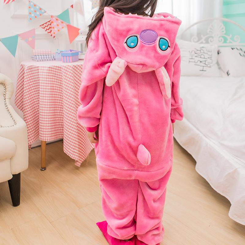 пижама детская стич