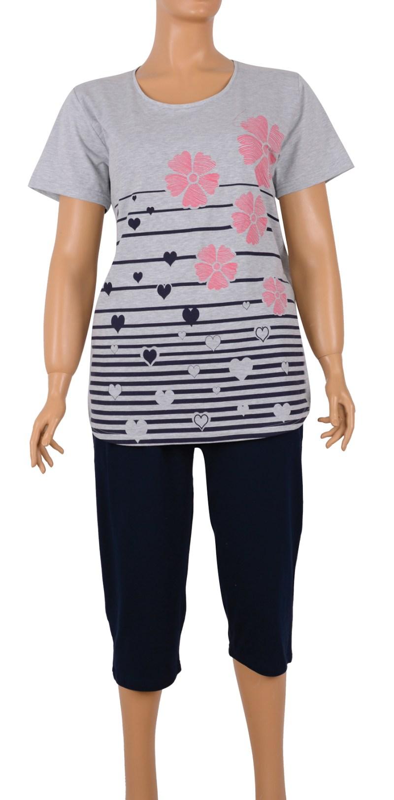 Пижама женская Капри NIC 84181