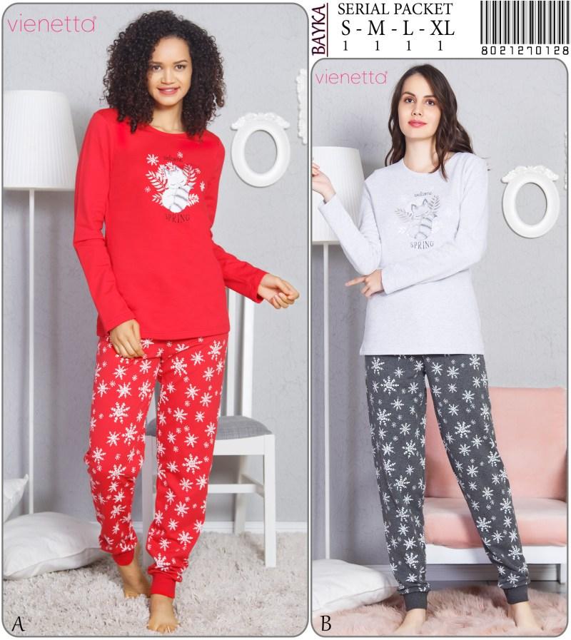 Пижама женская Брюки 8021270128