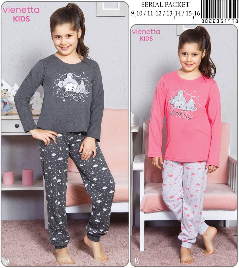 Пижама детская трикотаж 8022051778