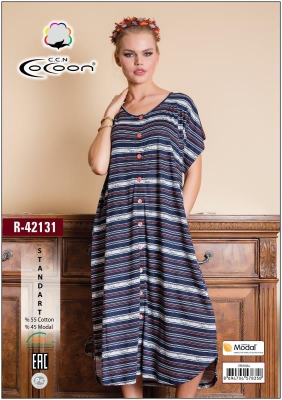 Халат женский CCNR 42131