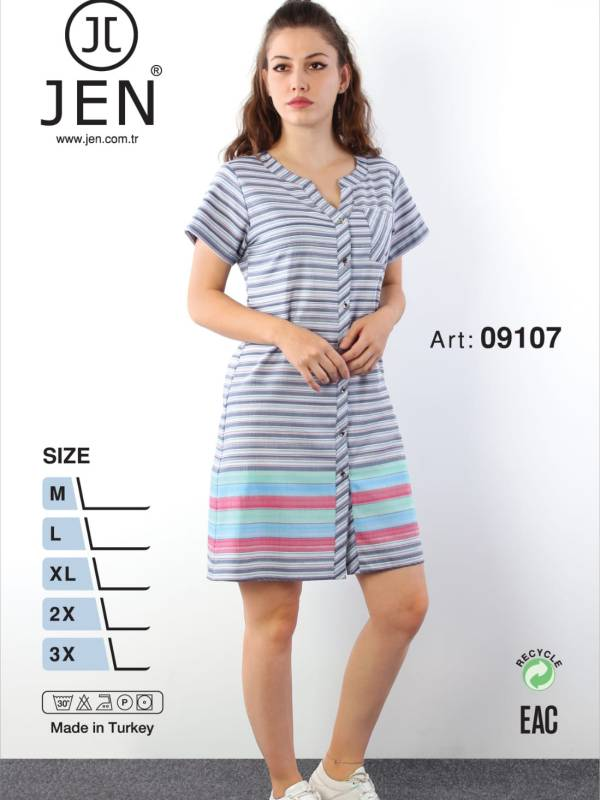 Халат женский Jen 09107