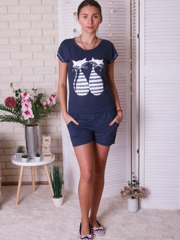 Пижама женская Шорты NIC 90241
