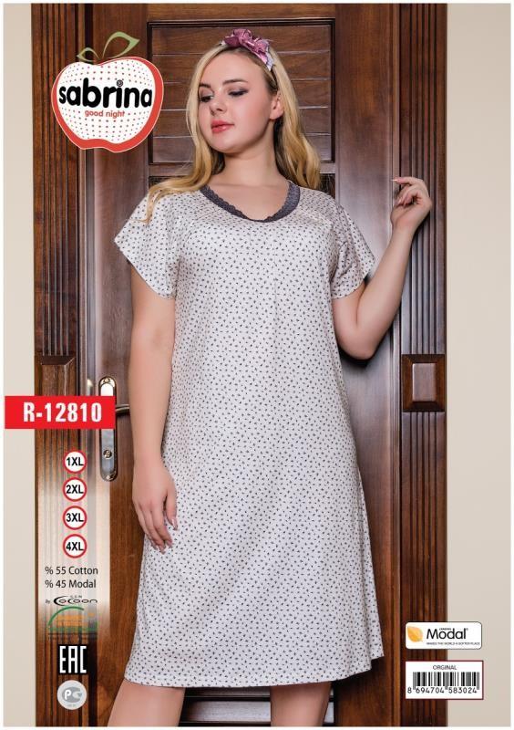 Ночная рубашка SABR 12810