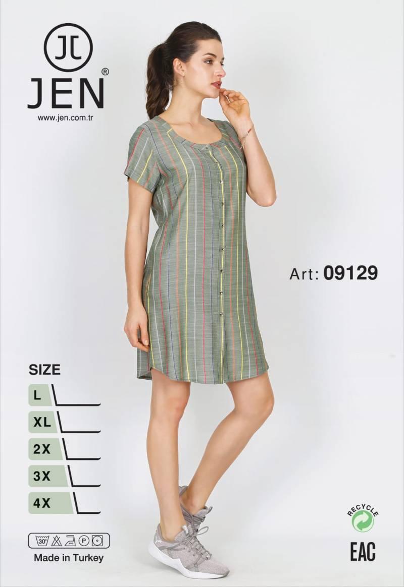 Халат рубаха Jen 09129