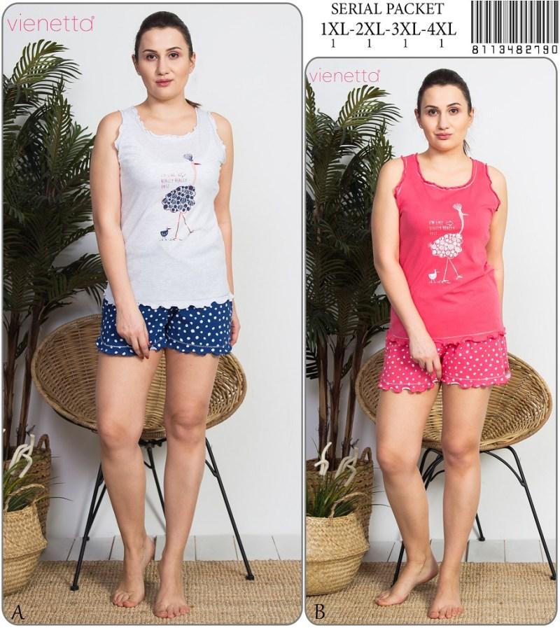 Пижама женская Шорты 8113482790