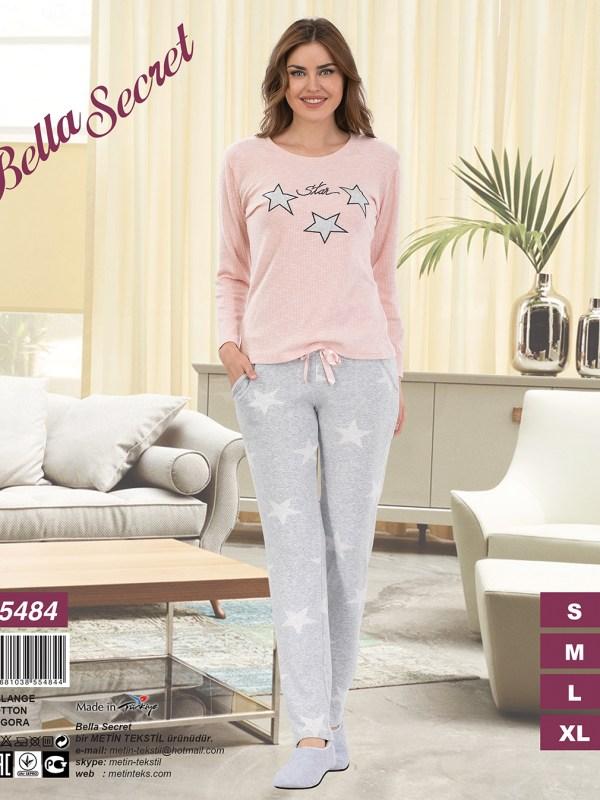 Пижама женская Брюки Metin 5484