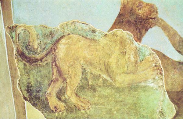 фреска Лев Софийский Собор