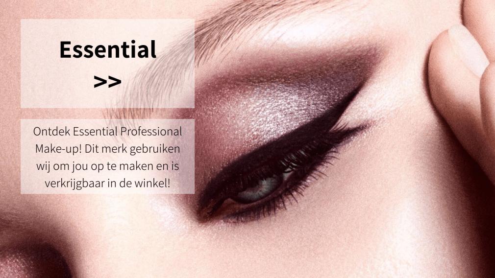 Ontdek Essential make-up