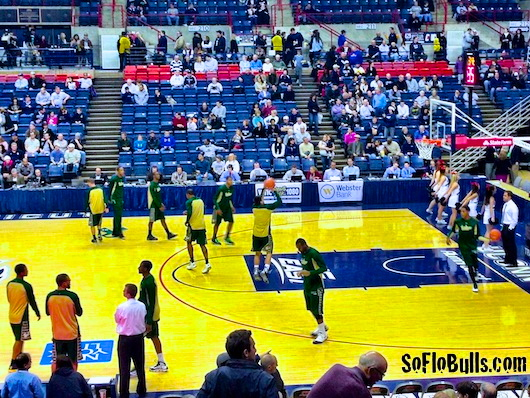 Napier Scorches Bulls in OT   by Matthew Manuri   SoFloBulls.com  