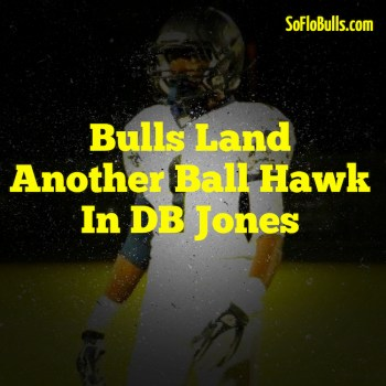 Bulls Land Another Ball Hawk in DB Jones | by Matthew Manuri | SoFloBulls.com |