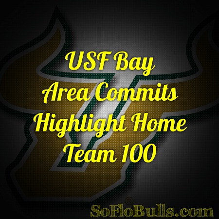 USF Bay Area Commits Highlight Home Team 100