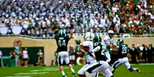 🎥 South Florida at Michigan State | Eveld Passing over the Middle 2013 | SoFloBulls.com |