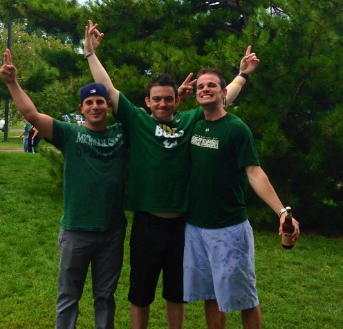 The Spartan Showdown | Beers & the Boys | SoFloBulls.com |