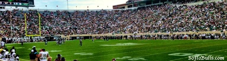 🎥 The Spartan Showdown | Spartan Stadium Field Shot | SoFloBulls.com | Cover Shot