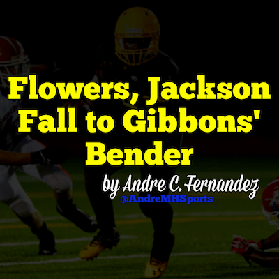 Flowers, Jackson Fall to Gibbons' Bender | by Andre C Fernandez | Miami Herald |