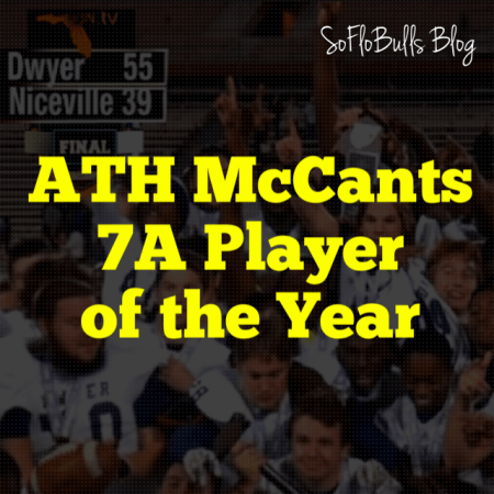 ATH McCants 7A Player of the Year | SoFloBulls Blog | 2014