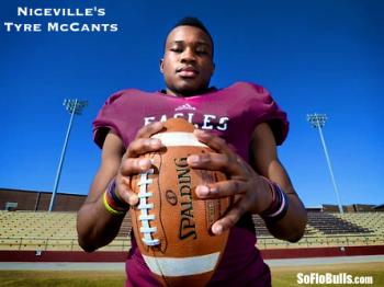 ATH Tyre McCants - Niceville HS (Niceville, FL) | SoFloBulls Blog | 2014