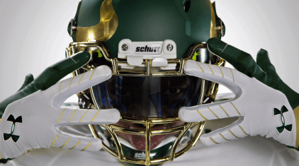 New USF Bulls Football Uniforms 2014 Header Image | SoFloBulls.com (1100x615)