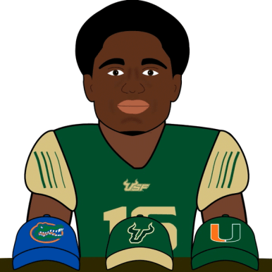 OL Christion Gainer